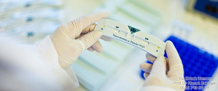 PGT ve Genetik Testler