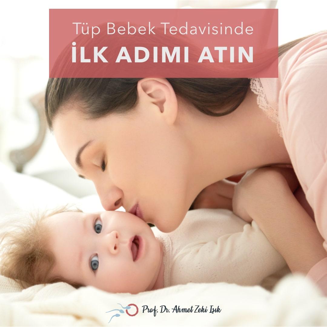 Tüp Bebekte İlk Adım - Prof. Dr. Ahmet Zeki Işık